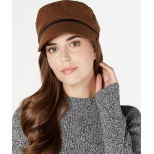 Nine West Wool Cap Brown OS NWT! $38